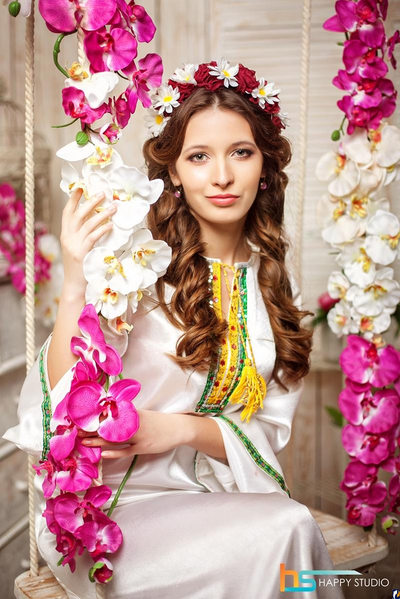 Russian girls from the contest Beauty of Russia: Spring photosession - 13