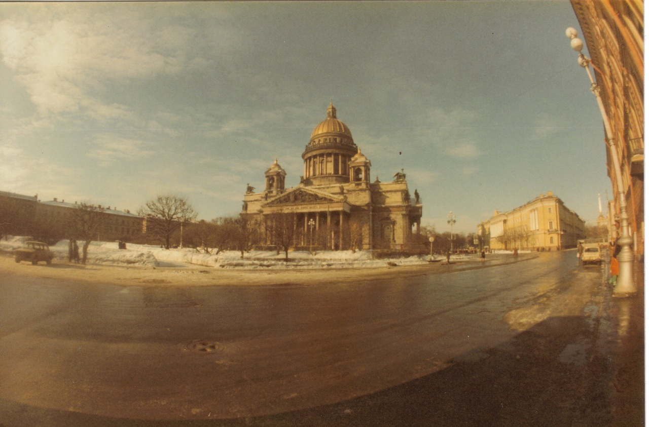 The USSR through the eyes of foreigners: Photos Part 1 - 18