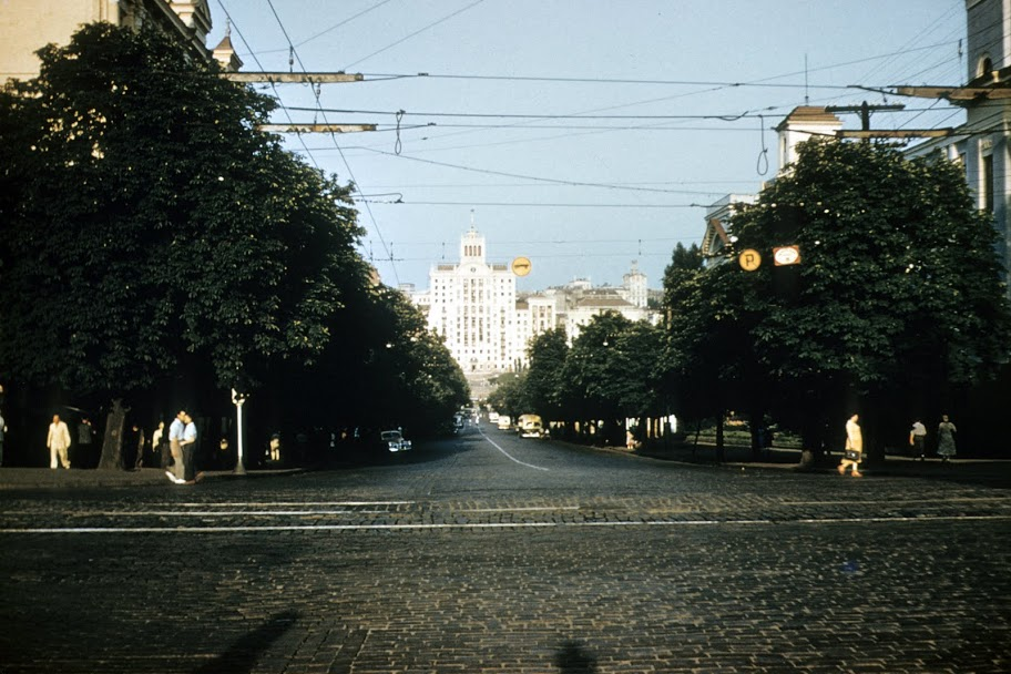 The USSR through the eyes of foreigners: Photos Part 1 - 40
