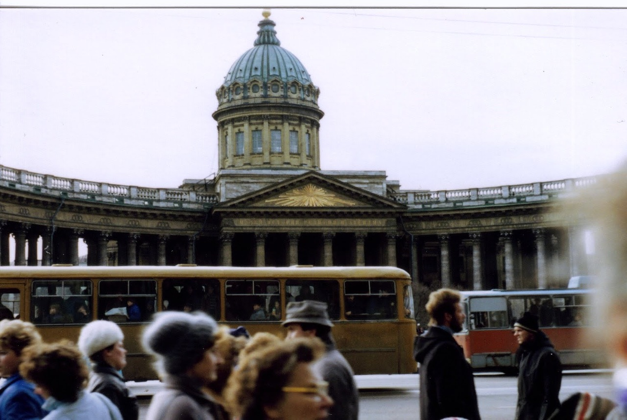 The USSR through the eyes of foreigners: Photos Part 1 - 07