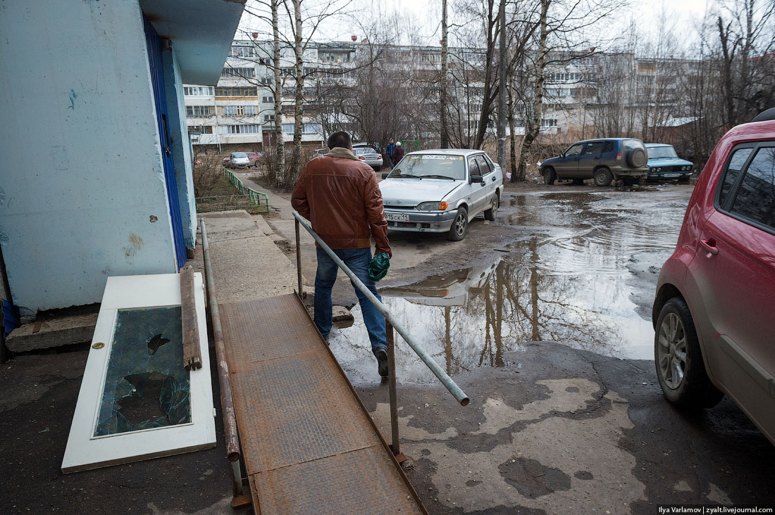Bad bad city of Syktyvkar: Another dirty northern place in Russia - 11