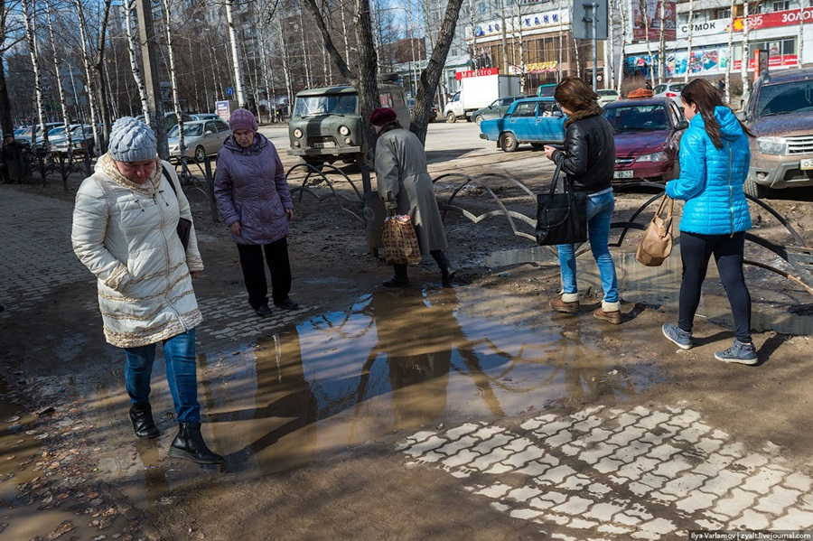 Bad bad city of Syktyvkar: Another dirty northern place in Russia - 12