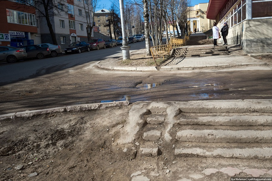 Bad bad city of Syktyvkar: Another dirty northern place in Russia - 13
