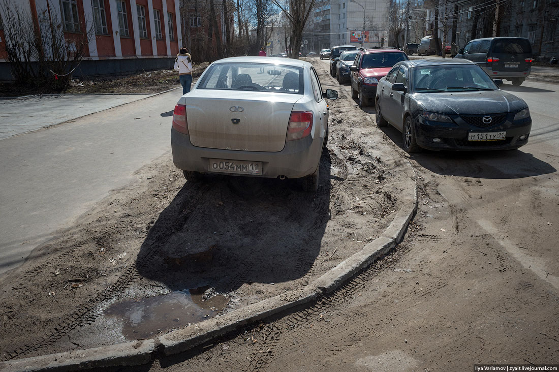 Bad bad city of Syktyvkar: Another dirty northern place in Russia - 17