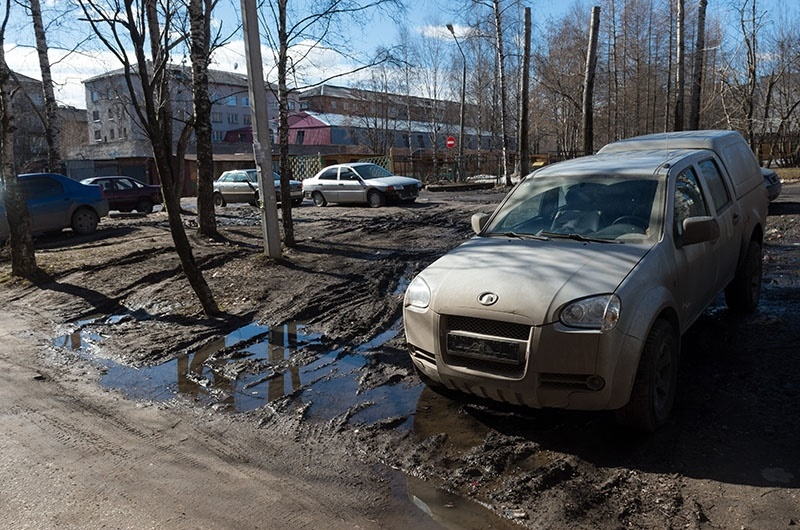 Bad bad city of Syktyvkar: Another dirty northern place in Russia - 19