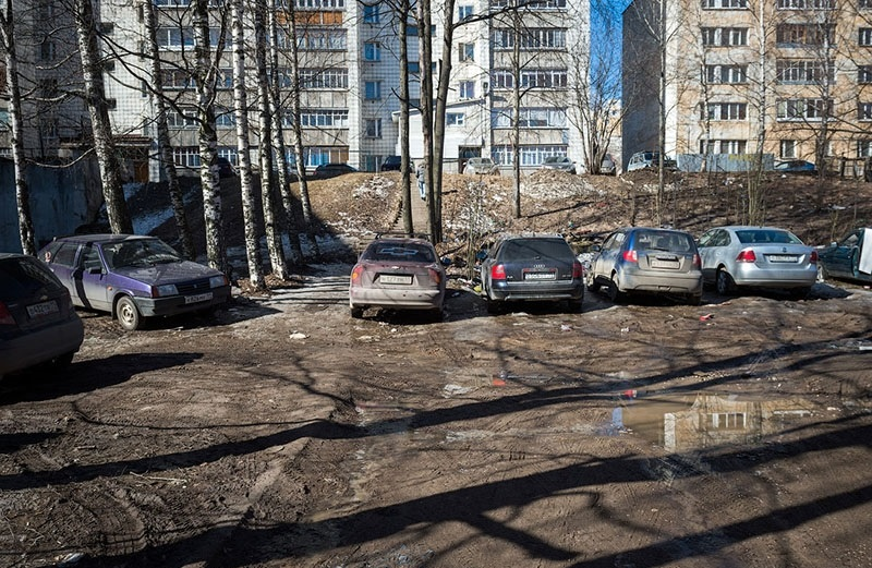 Bad bad city of Syktyvkar: Another dirty northern place in Russia - 21