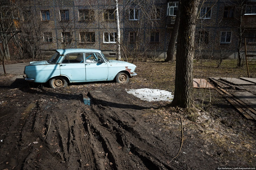 Bad bad city of Syktyvkar: Another dirty northern place in Russia - 23