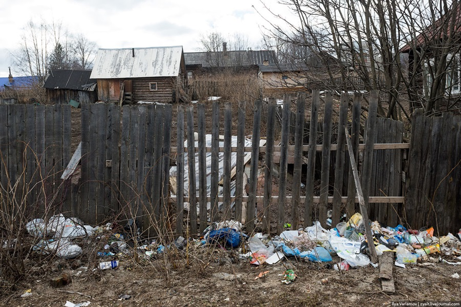 Bad bad city of Syktyvkar: Another dirty northern place in Russia - 28