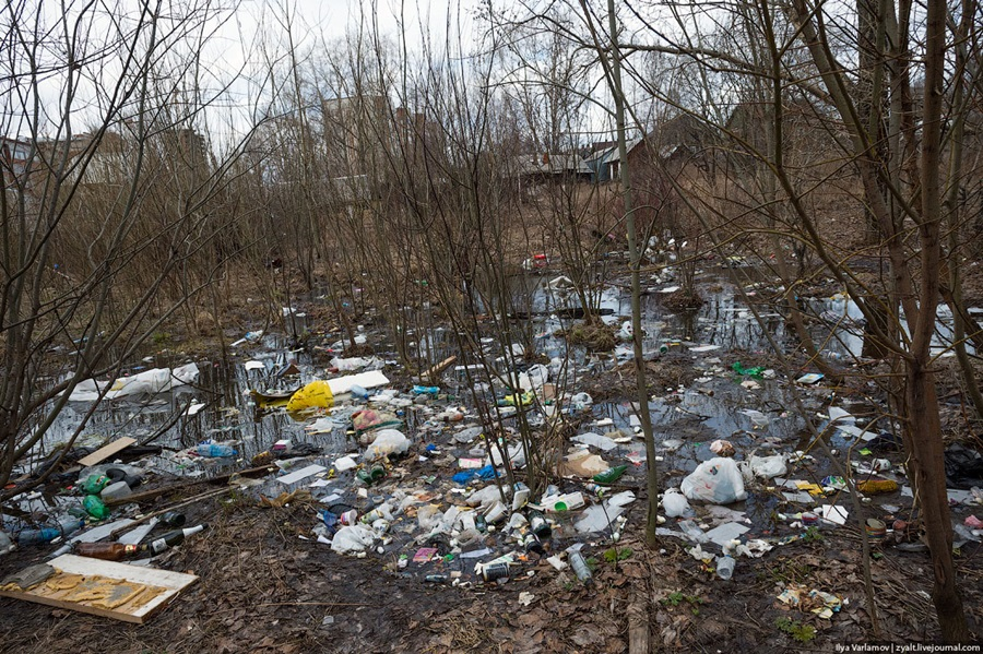 Bad bad city of Syktyvkar: Another dirty northern place in Russia - 29