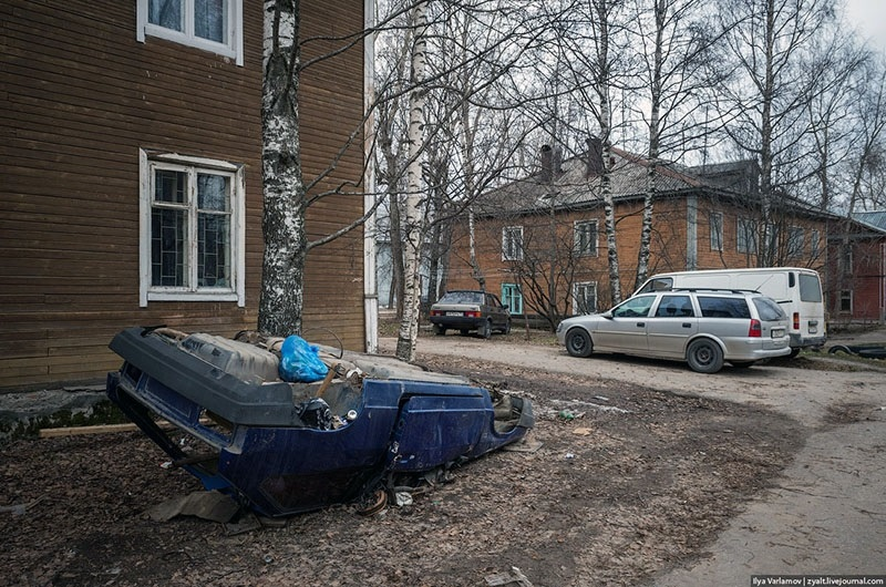 Bad bad city of Syktyvkar: Another dirty northern place in Russia - 34