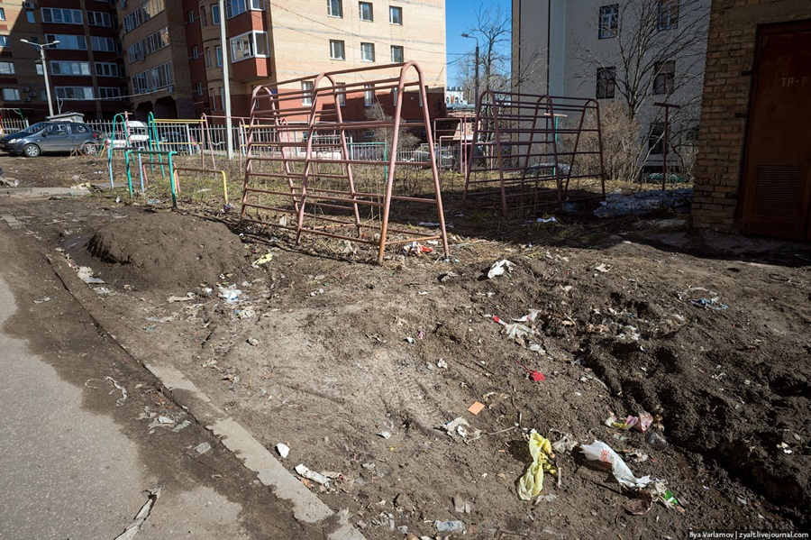 Bad bad city of Syktyvkar: Another dirty northern place in Russia - 37