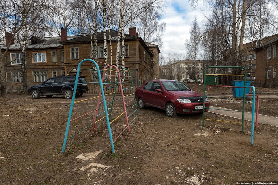 Bad bad city of Syktyvkar: Another dirty northern place in Russia - 40