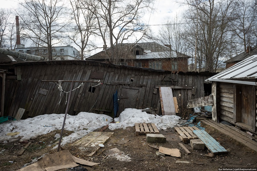 Bad bad city of Syktyvkar: Another dirty northern place in Russia - 44