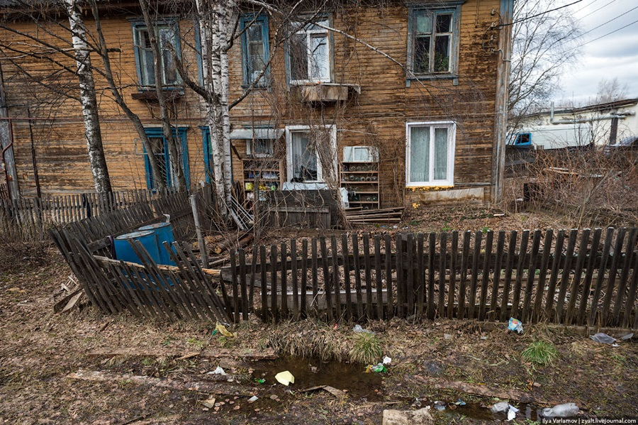 Bad bad city of Syktyvkar: Another dirty northern place in Russia - 45