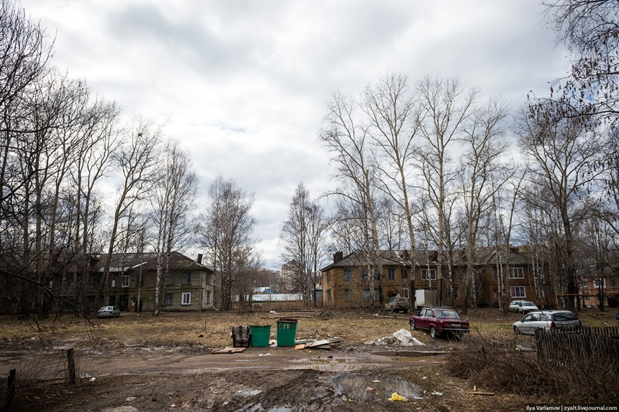Bad bad city of Syktyvkar: Another dirty northern place in Russia - 46