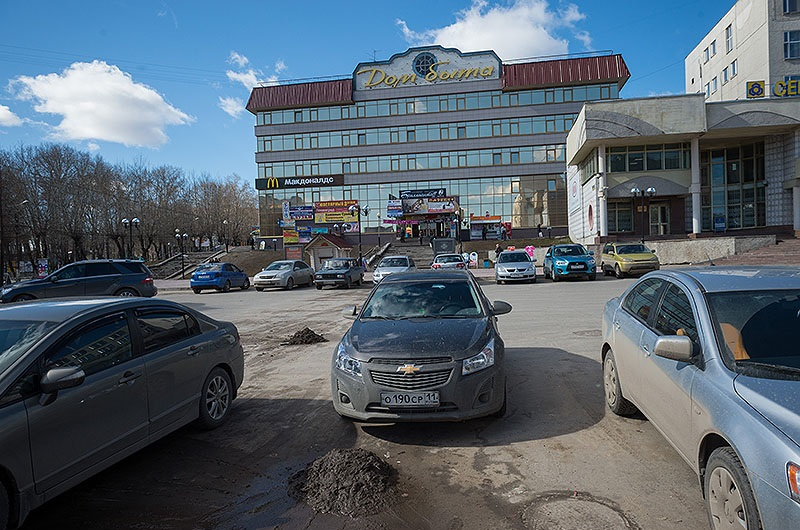 Bad bad city of Syktyvkar: Another dirty northern place in Russia - 50