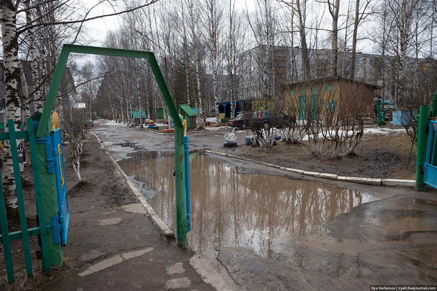 Bad bad city of Syktyvkar: Another dirty northern place in Russia - 06
