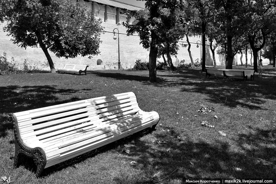 Enchanting Astrakhan: Glorious black and white photos of the city - 19