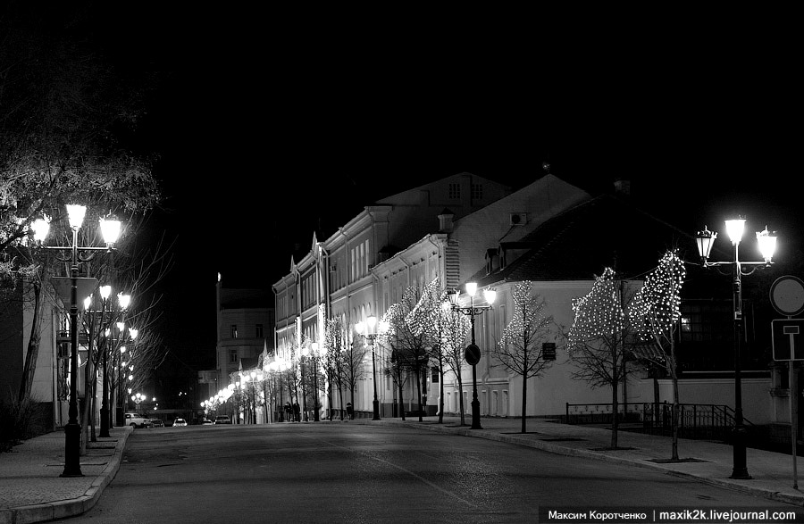 Enchanting Astrakhan: Glorious black and white photos of the city - 21