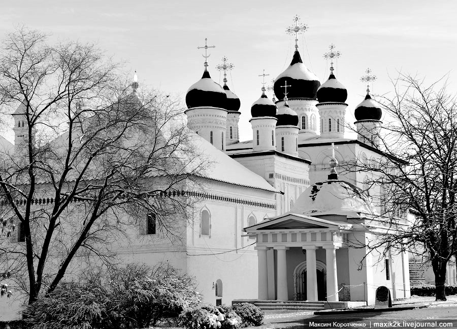 Enchanting Astrakhan: Glorious black and white photos of the city - 23
