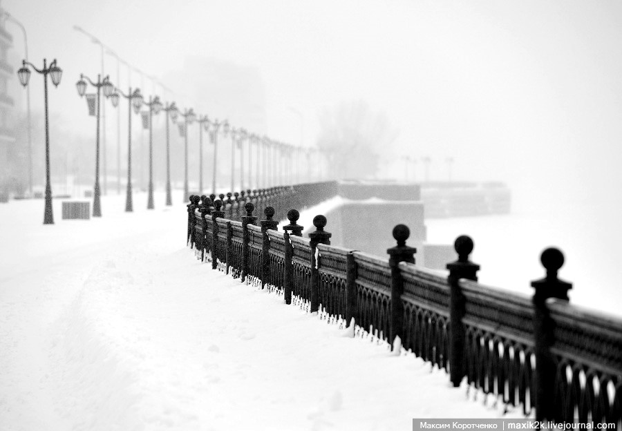 Enchanting Astrakhan: Glorious black and white photos of the city - 24