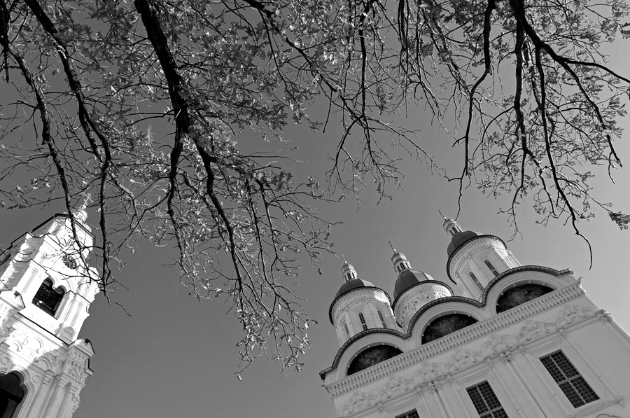 Enchanting Astrakhan: Glorious black and white photos of the city - 32
