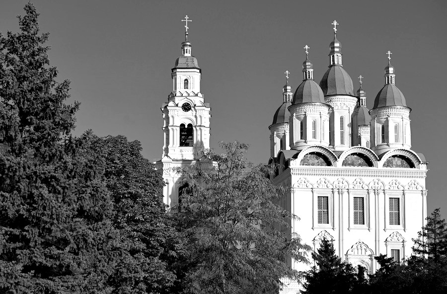 Enchanting Astrakhan: Glorious black and white photos of the city - 33