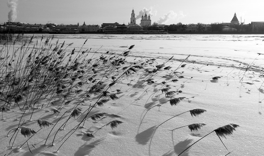 Enchanting Astrakhan: Glorious black and white photos of the city - 45