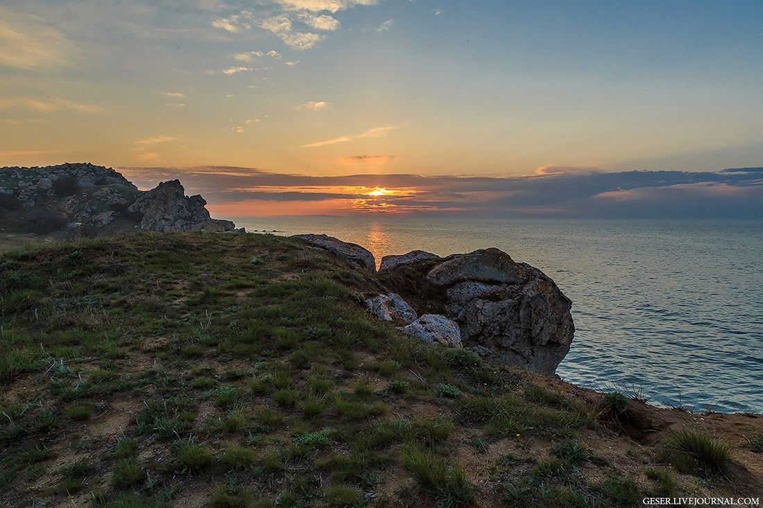 Generals beaches: Wonderful wild beaches and bays of Crimea - 18