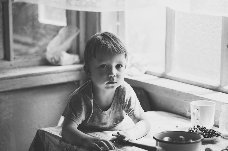 Moments of childhood: Photos of kids by Tatyana Berestova - 40