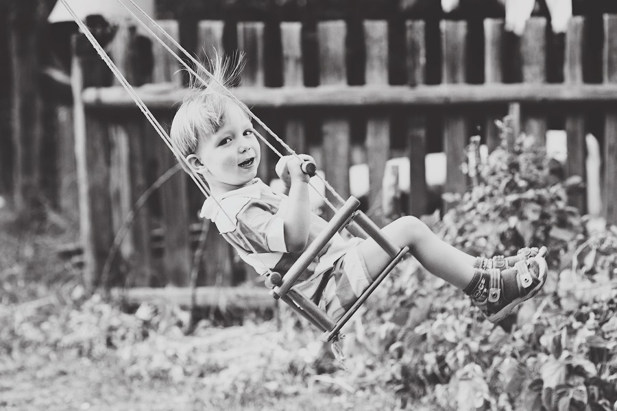 Moments of childhood: Photos of kids by Tatyana Berestova - 07