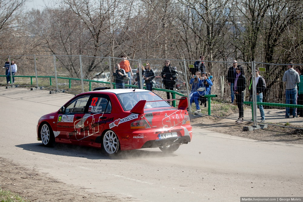 Photo report from the Rally Masters Show 2014 in Moscow - 18