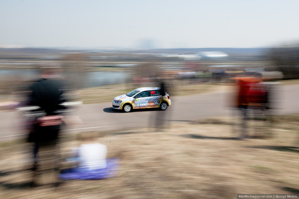 Photo report from the Rally Masters Show 2014 in Moscow - 32