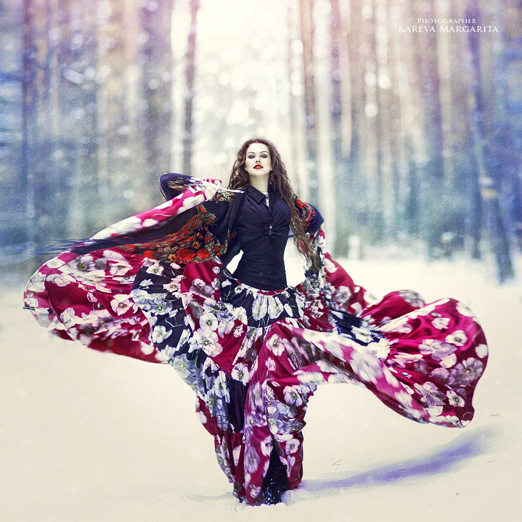 Magic women's worlds by Russian photographer Margarita Kareva - 60
