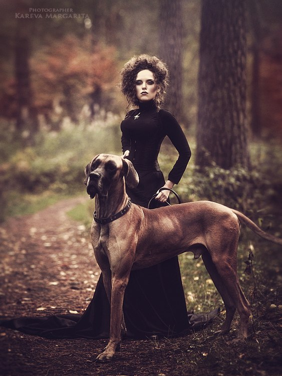 Magic women's worlds by Russian photographer Margarita Kareva - 64