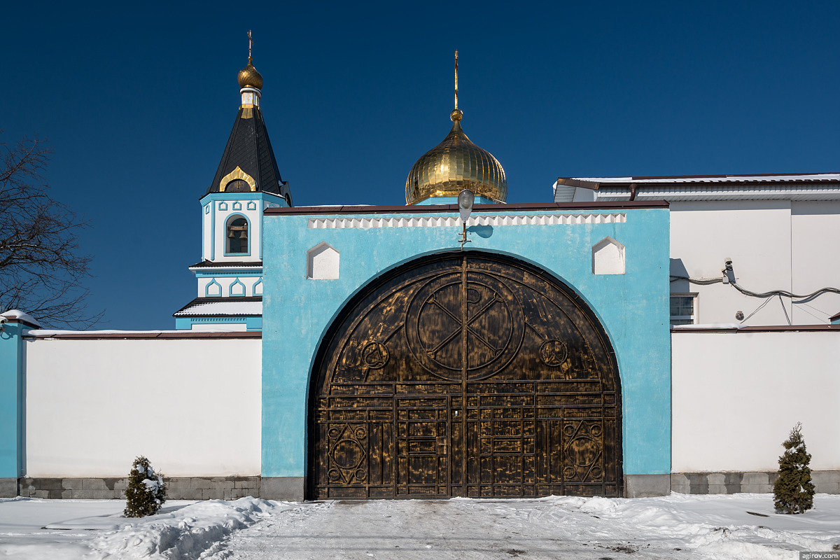 Church of the Most Holy Mother of God in Republic of Ingushetia - 01