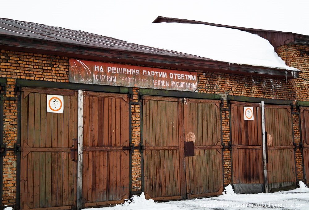 Frozen time: Abandoned facilities in the urban locality of Dikson - 30