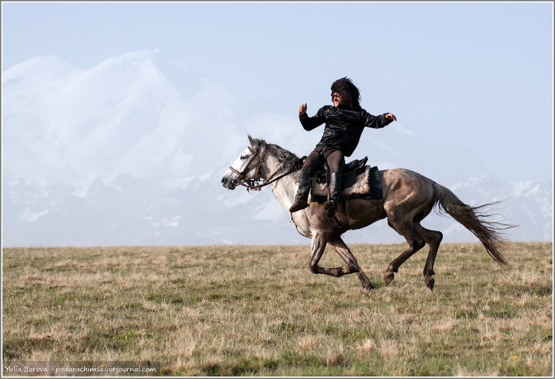 Karachay–Cherkess Republic: A territory of enchanting horses - 40