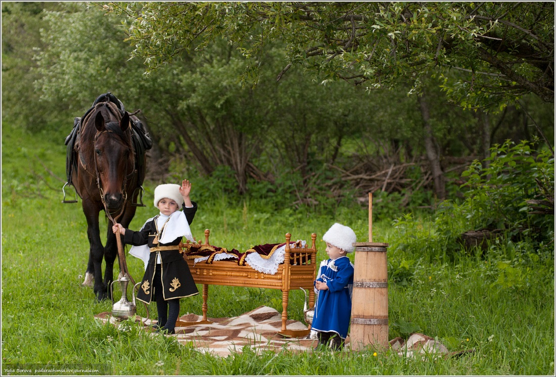 Karachay–Cherkess Republic: A territory of enchanting horses - 07