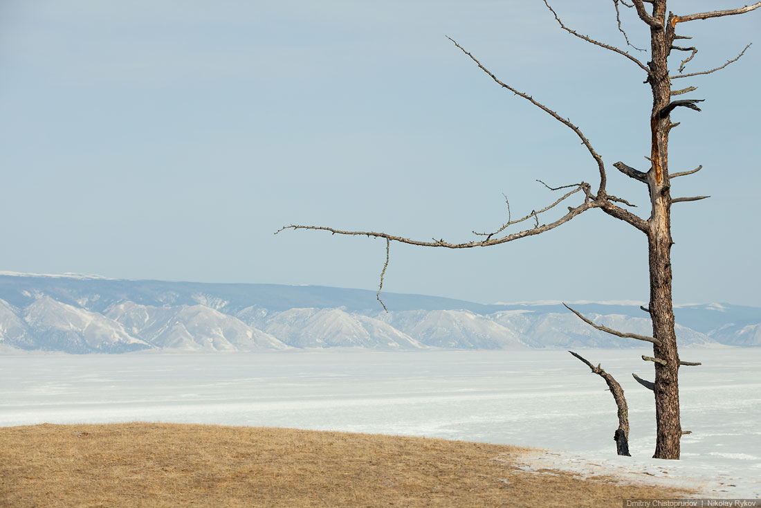Lake Baikal and Olkhon Island: Wonderful ice world of cold Siberia - 17