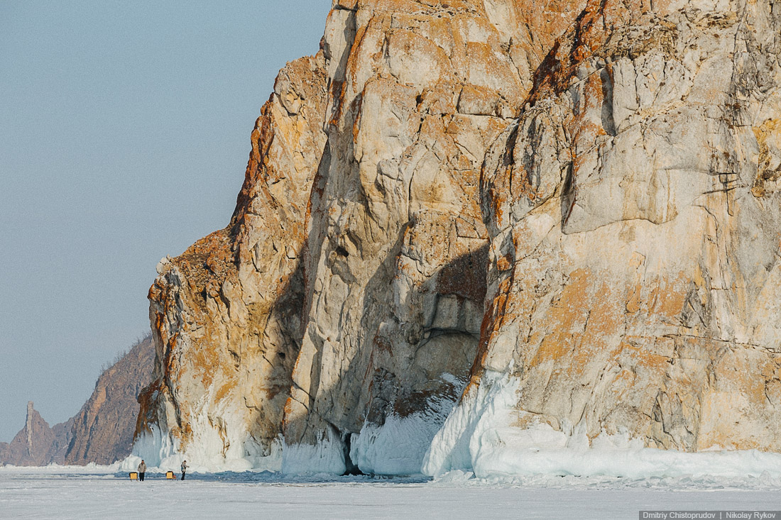 Lake Baikal and Olkhon Island: Wonderful ice world of cold Siberia - 22