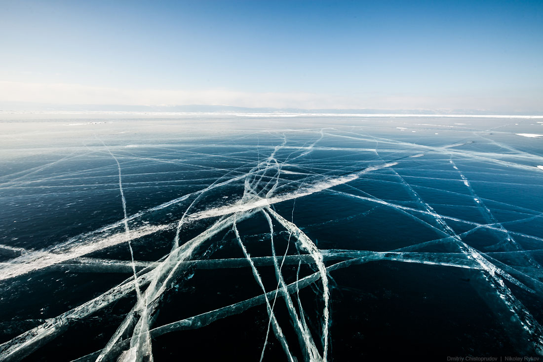Lake Baikal and Olkhon Island: Wonderful ice world of cold Siberia - 30