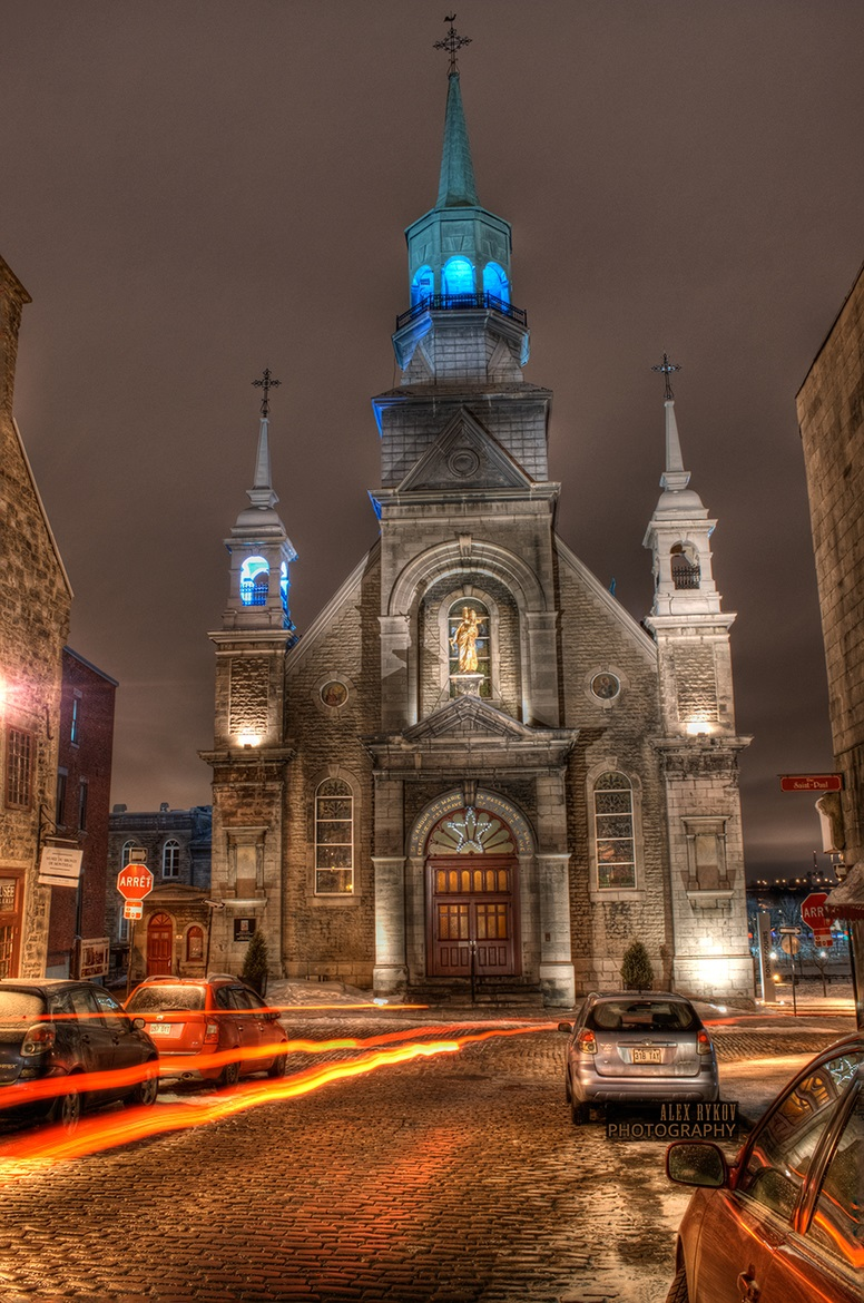 Old Montreal museum