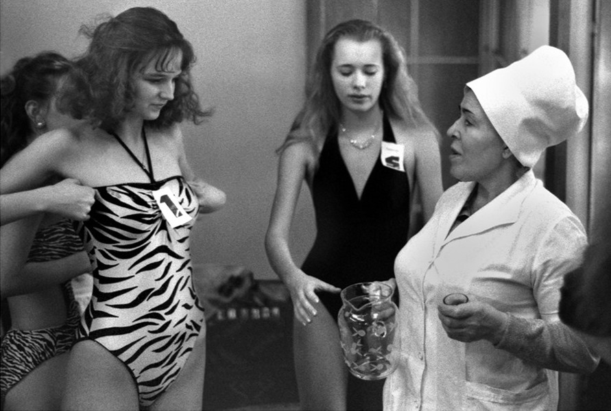 Moscow Beauty 1988: The first official Soviet beauty contest - 10