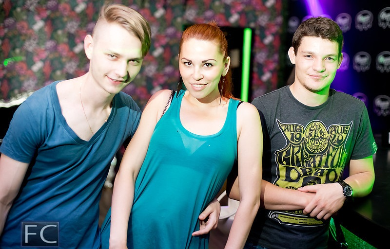 Moscow nightlife: Regular visitors of the capital city's nightclubs - 26