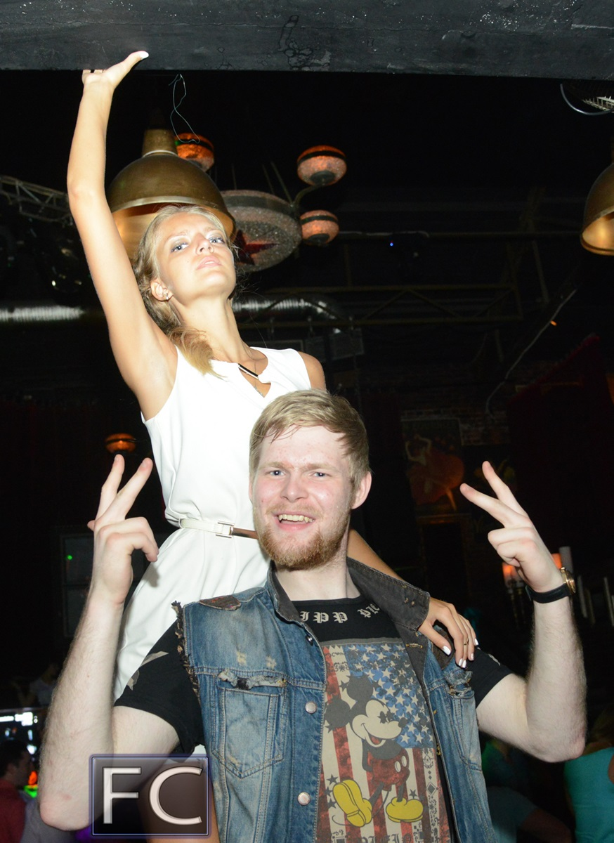 Moscow nightlife: Regular visitors of the capital city's nightclubs - 32