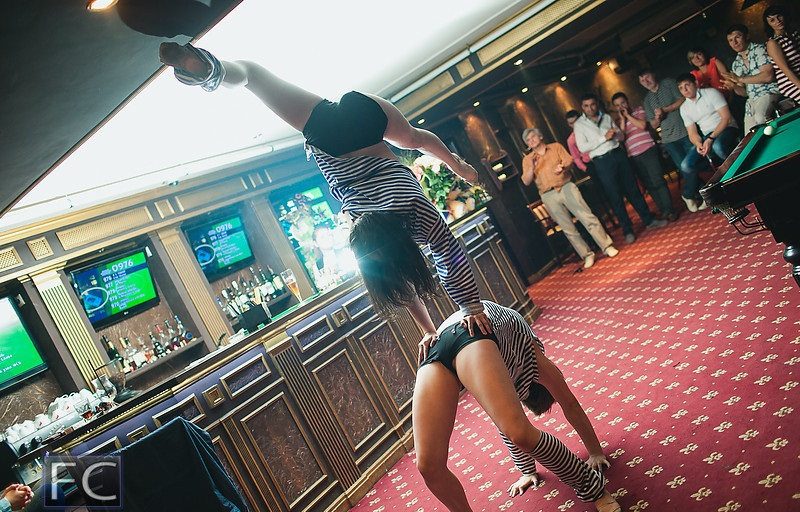 Moscow nightlife: Regular visitors of the capital city's nightclubs - 37