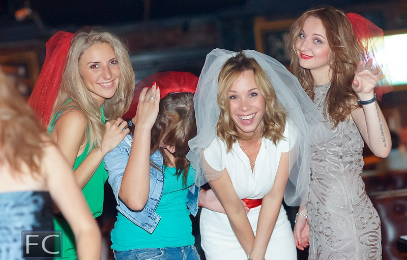 Moscow nightlife: Regular visitors of the capital city's nightclubs - 39