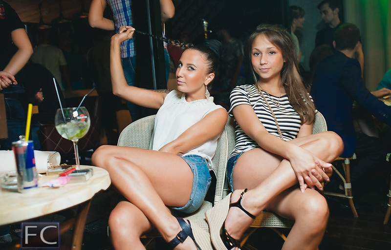 Moscow nightlife: Regular visitors of the capital city's nightclubs - 40