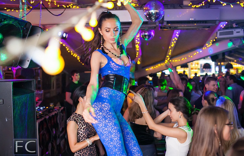 Moscow nightlife: Regular visitors of the capital city's nightclubs - 54